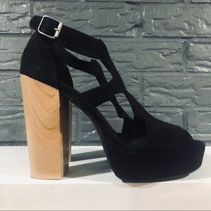 H&M Divided Heels